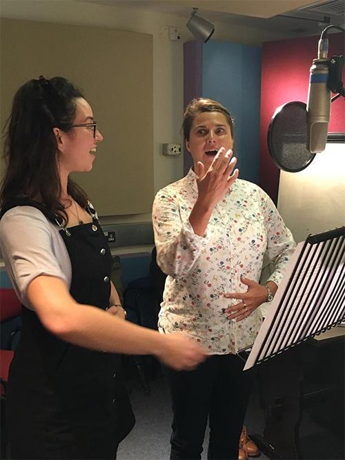 """""""Golden Bridges Voice Work"""" One-to-One"""